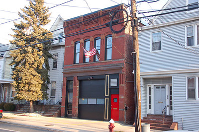 Bayonne  40 E  34th St  Former quarters of Engine 5