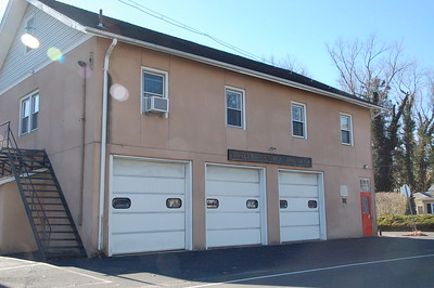 Adelphia - 138 Adelphia Rd.  Former Howell Twp. Fire Co. 1