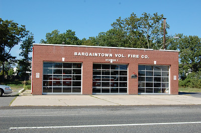 Old Bargaintown station 1 built in 1932