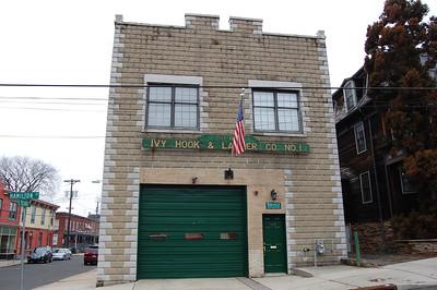 Bound Brook's Former Ivy Hook & Ladder Fire Co 1