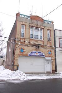 Carteret - 183 Roosevelt Ave. - Former quarters of Roosevelt FD Co #2