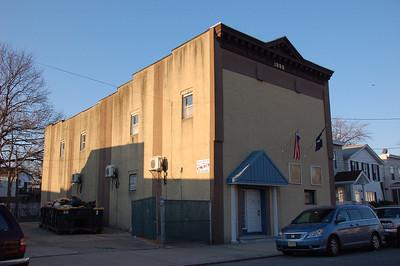 Bayonne  14 W  7th Street  Former quarters of Squad 1