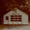 Bergen FD - Former EMS Station - Rochester St. Genesee County New York - 1979