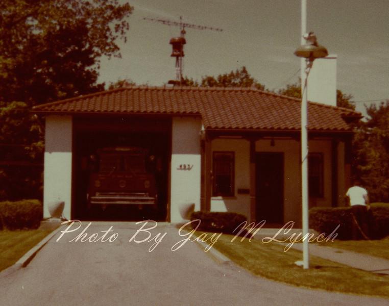 Saint Paul Boulevard FD - Station 2 - 493 Washington Ave. Town of Irondequoit - Monroe County New York - July 1979