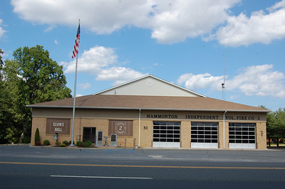 Hammonton Station 2 built in