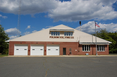 Folsom Firehouse built in 1955
