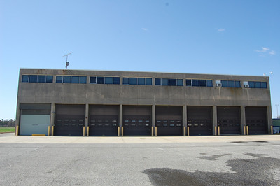 Atlantic City International Airport Firehouse built in 1958