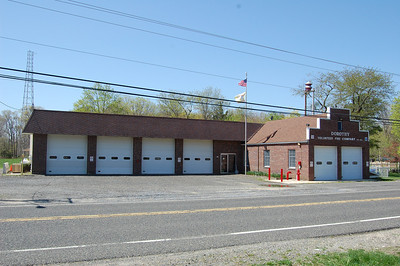 Dorthy Firehouse built in 1935 with an addition built in 1983
