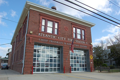Atlantic City Station 6 built in 1907