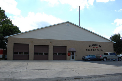 Hammonton Station 1 built in 1973