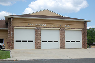 Egg Harbor City Firehouse built in 1974
