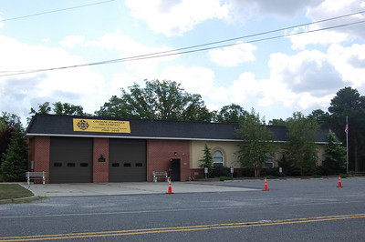 Cologne Firehouse built in 1960