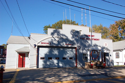 Dumont Fire Company No. 3 built in 1984