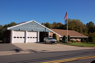 Cresskill Fire Department built in 1955