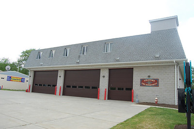 Stratford Fire Department built in 2004