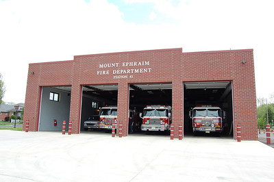 Mt  Ephraim Fire Station