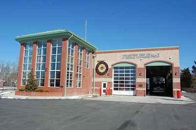 Cape May Court House Station 1 built in 2009