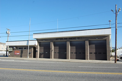 Anglesea Fire Station built in 1970