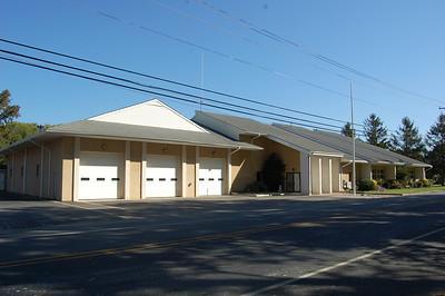 Green Creek Fire House
