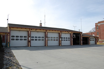 Cape May Fire Headquaters