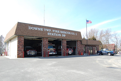Downe Township Fire Co 1 (Newport)