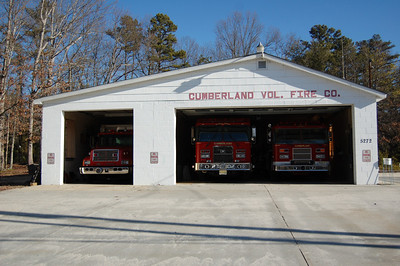 Cumberland  Fire Station 23