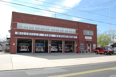 Millville Fire Headquaters