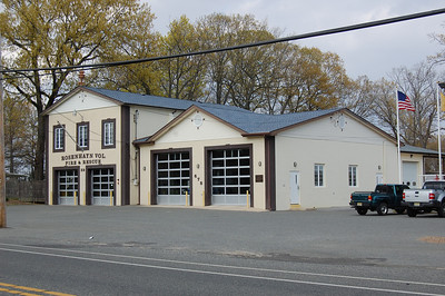 Rosenhayn Fire Station