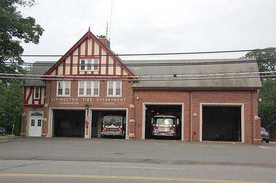 Livingston Fire Headquarters