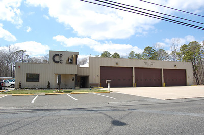Cecil Fire Station 1 of Monroe Township
