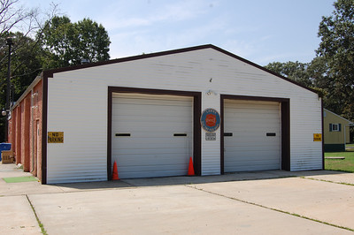 Lawns Fire Company of Elk Township built in 1956