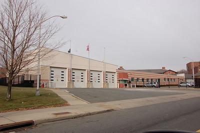 Jersey City Fire Department - E-7 - T-3 - B-3 - Dispatch