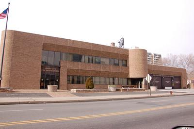 Jersey City FD Fire Headquarters, E-6, L-2, Hi-Rise/Tunnel Unit, D-1.