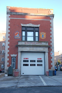 Jersey City FD E-15 - L-9