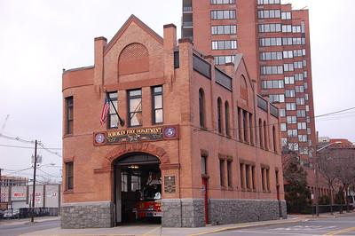 Hoboken FD Engine 5, Ladder 2