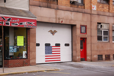 Jersey City Fire Department Rescue Co  #1 - Squad #4
