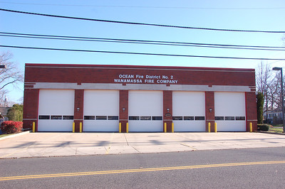 Wanamassa Fire Co., Ocean Fire District 2