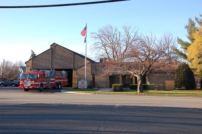 Clifton Fire Station #5.