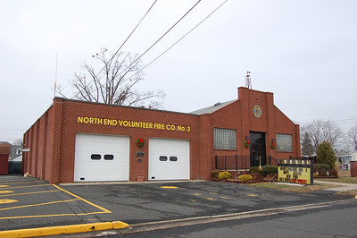Manville's North End Fire Co 3