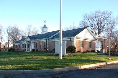 Clark FD Headquarters