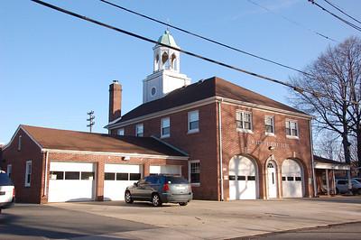 Hillside Fire Headquarters