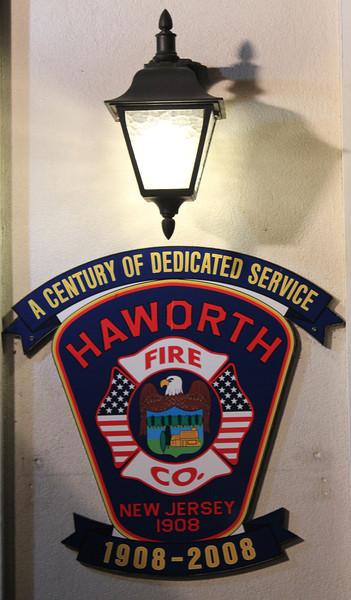 Haworth 100yrs patch