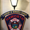 Haworth 100yrs patch