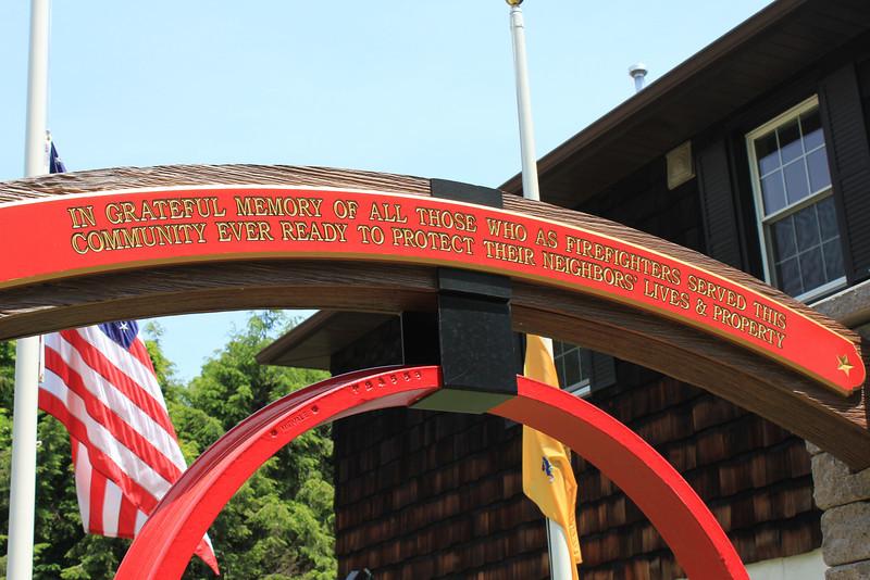 Haworth - Memorial