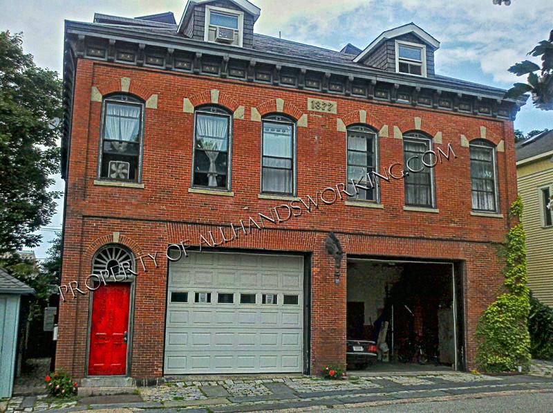 Former Newport Firehouse