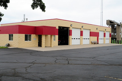 Single Station - 23730 Durand Avenue  Home of.....  Engine 521 Engine 522 Grass Engine 571 Special Operations Squad 573 & Cargo Trailer Tender 561 Tender 562 Rescue 532 (ALS) Rescue 533 (ALS) 1st Responder 531