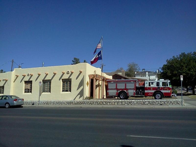 El Paso Station 8