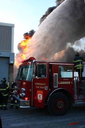 Harrison 3rd Alarm  400 Block S. 2nd St. 1-11-15