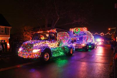 Wallington Holiday Parade 2015