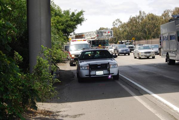 Auto Accident  Cupertino  6 9 2009